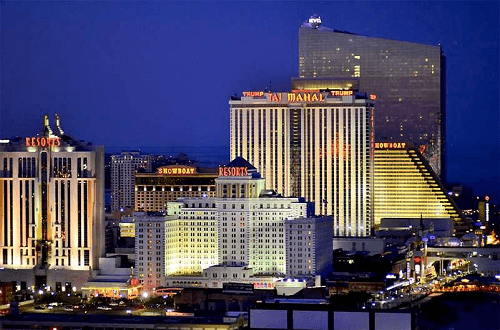 Gambling in New Jersey USA