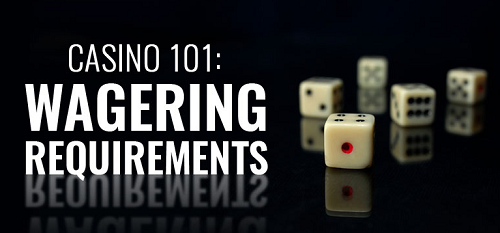 casino wagering requirements USA