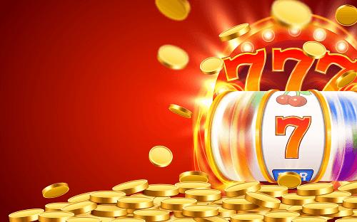 Online Slots Echtgeld Illustration