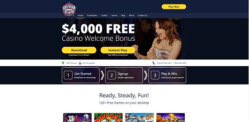 All Star Slots Casino Reviews