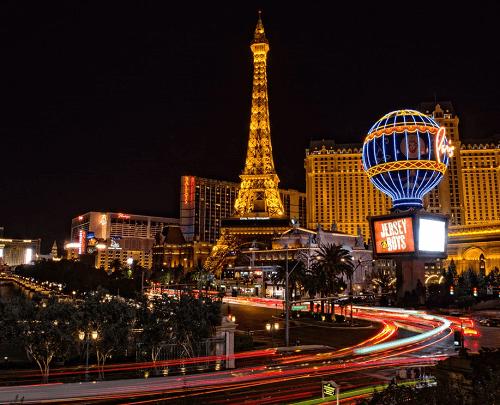 Las Vegas - Wir Casinos