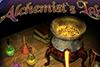 Logo de l'emplacement du laboratoire d'alchimiste