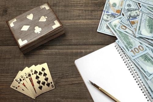 Kartenzählen in Casinos