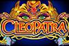 Logotipo de la ranura de Cleopatra