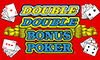 Doble Doble Bonus Poker