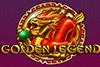 Golden Legend Slot Logo