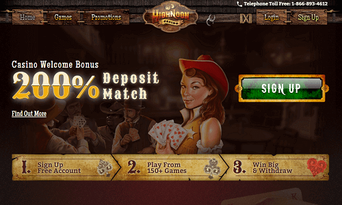 High Noon Casino Rating