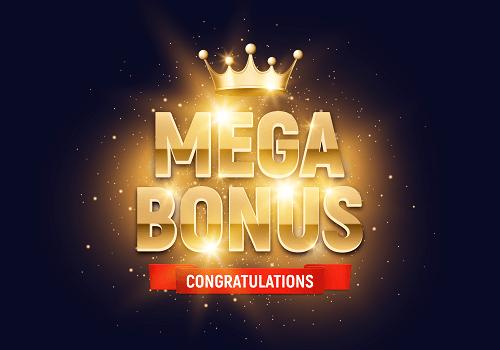 Bonus de Mega Casino