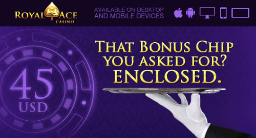 Royal Ace Casino Bonus