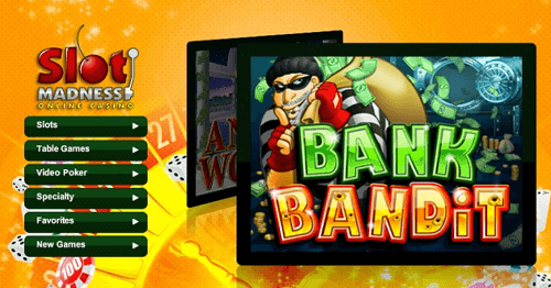 Slot Madness Games