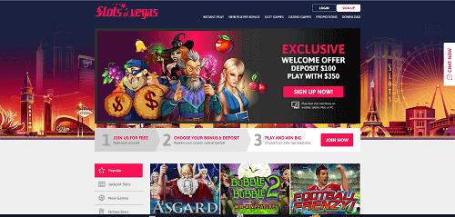Slots of Vegas Casino Rating