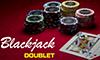 Doublet Blackjack Game