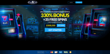 Cool Cat Casino Signup