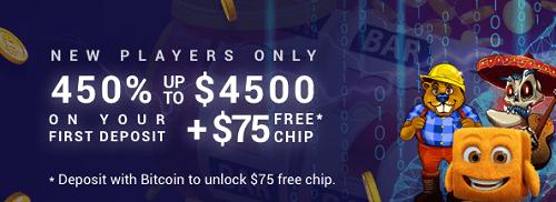 Crypto Reels Bonus Offer