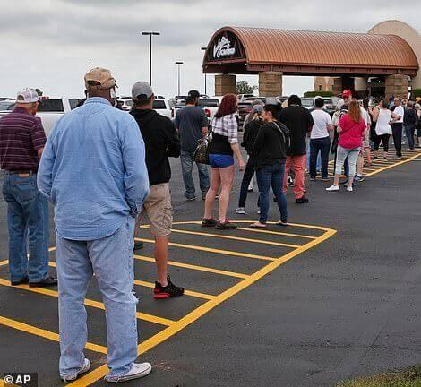 US Casinos Reopen
