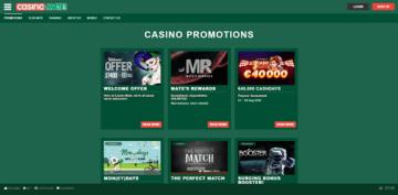 Casino-Mate Promos