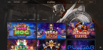 Slots Empire Casino Games