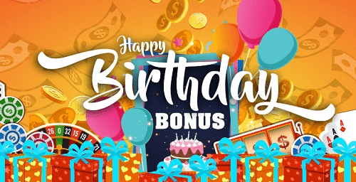 Casino Birthday Bonus