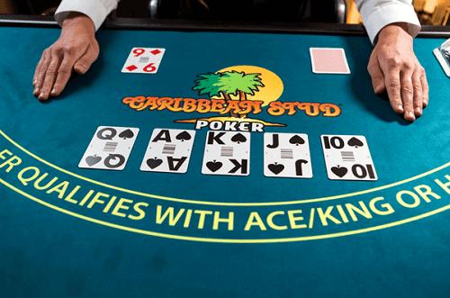 Los mejores casinos de Caribbean Stud Poker