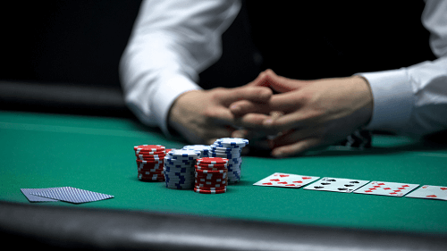 Estrategias de Caribbean Stud Poker