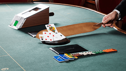 Chemin de Fer Baccarat Casinos