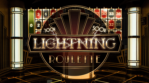Meilleurs casinos Lightning Roulette