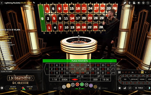 How Do You Beat Lightning Roulette?