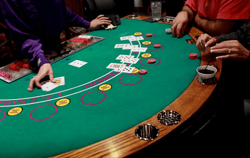 Estrategia de Blackjack Perfect Pairs
