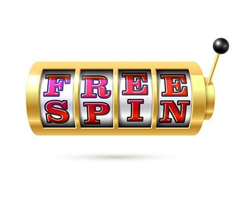Free spin bonus