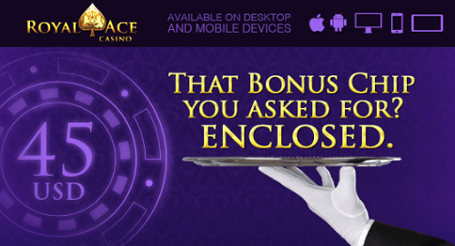 Royal Ace Casino Bonuses and Promotions
