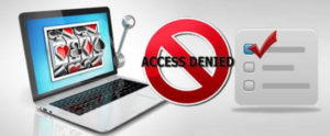 Self-exclusion at US Online Casinos