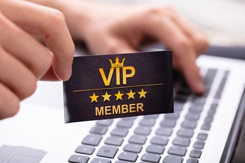 VIP casino membership