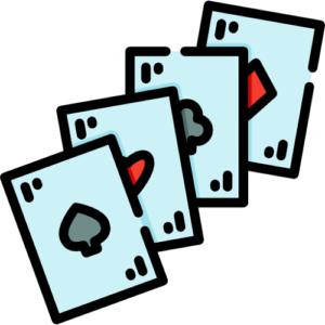 american blackjack cards