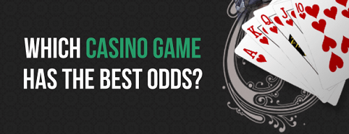 best odds in casino games