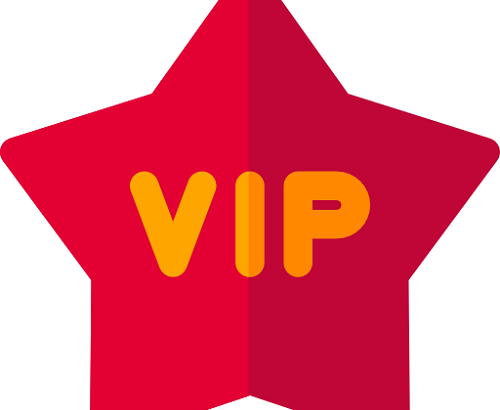 red star for vip bonuses at us online casinos