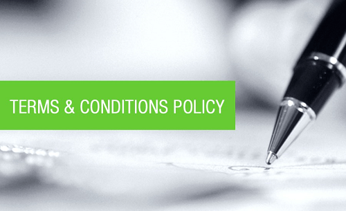 Terms and Conditions Policy USA
