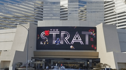 The Strat Casino True Rewards Players Club