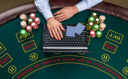 Casinos en ligne de blackjack