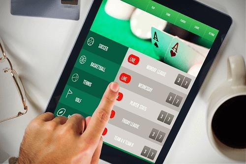 Juega al póker en línea en tabletas