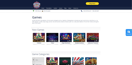 All Star Slots Casino Rating