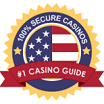 Best Online Casino for Real Money - Verified Reviews Badge