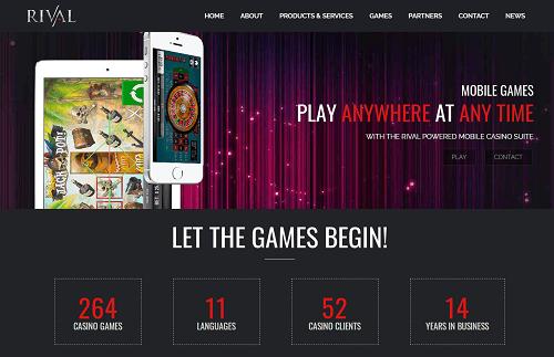 Rivalisierende Casinos und Spiele