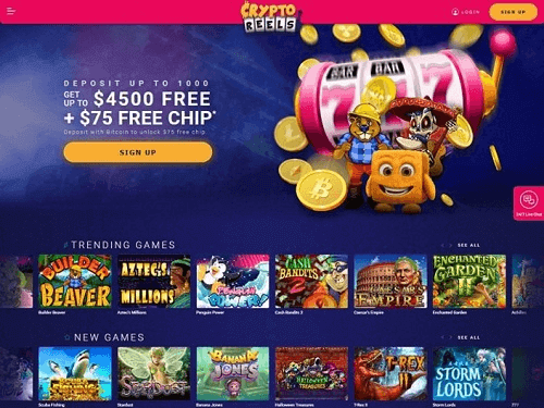 Best Crypto Reels Casino Ratings