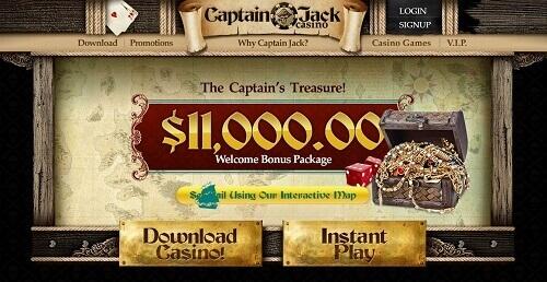 Captain Jack Bonus