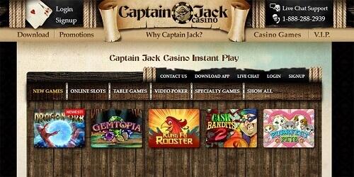 Captain Jack Final Rating