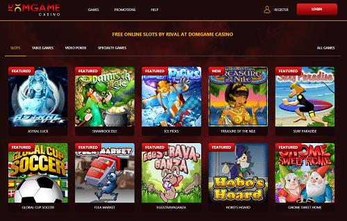 Domgame Casino Games