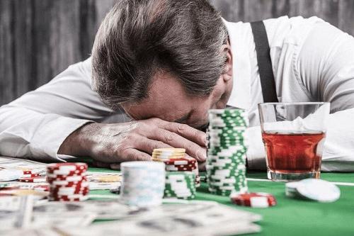 Aide sur la dépendance au jeu