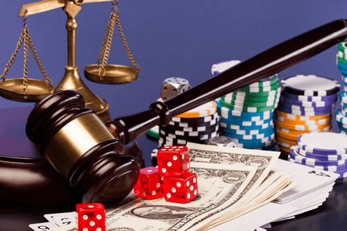 Gambling Laws - Lottery