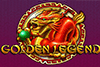 Golden Legend Slot Logo