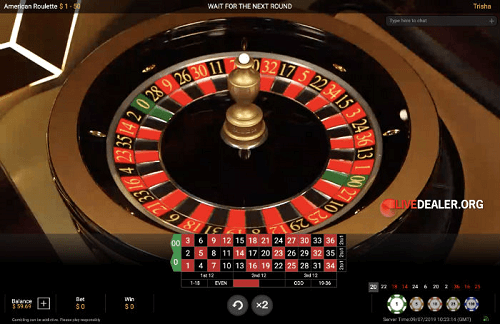 Live Roulette Stream